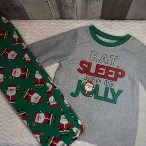 Santa pajamas